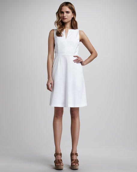 Modern Shift Dress