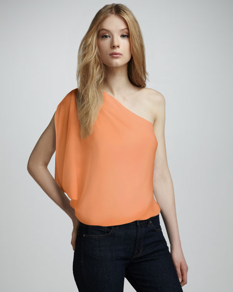 Hannah One-Shoulder Top