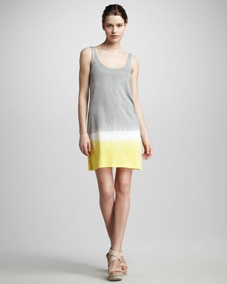 Dawna Dip-Dye Dress