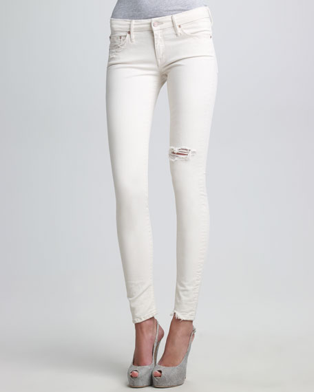 Looker Cream For a Day Skinny Jeans