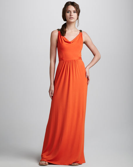 Tahlia Knit Maxi Dress