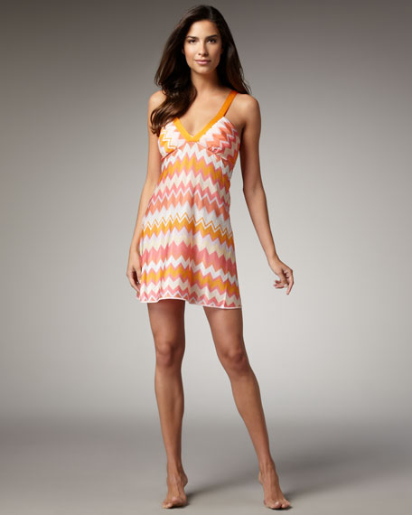 Dresda Zigzag Dress