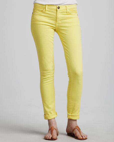The Rolled Skinny, Canary Yellow