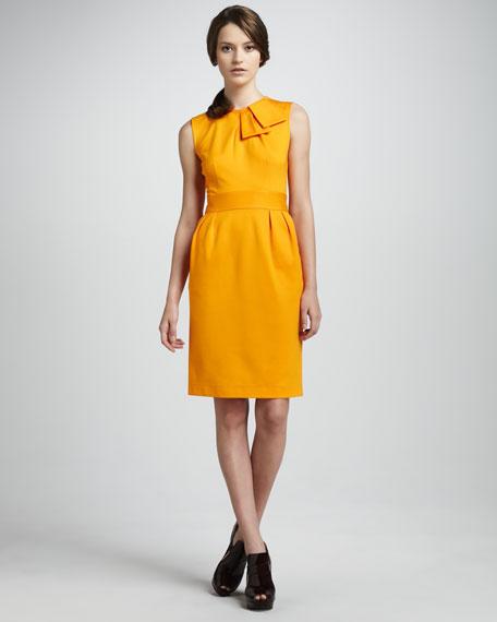 Waterfall Sleeveless Dress