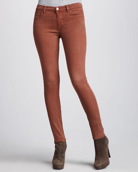 620 Bourbon Mid-Rise Super Skinny Jeans