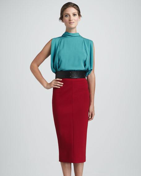 Samara Jersey Skirt