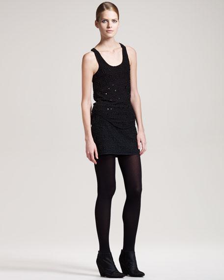 Candy Dots Miniskirt