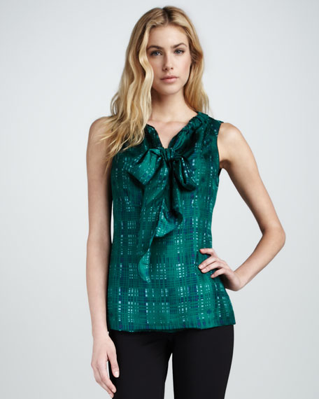 Saffield Sleeveless Blouse