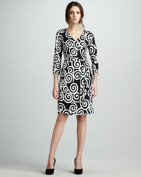 New Julian Wrap Dress