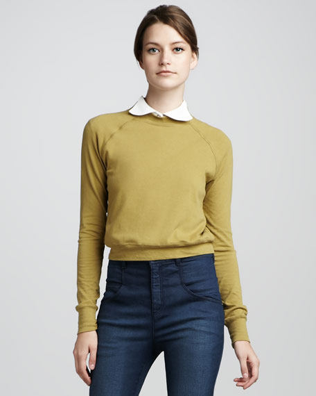 Clasik Thin-Knit Sweater