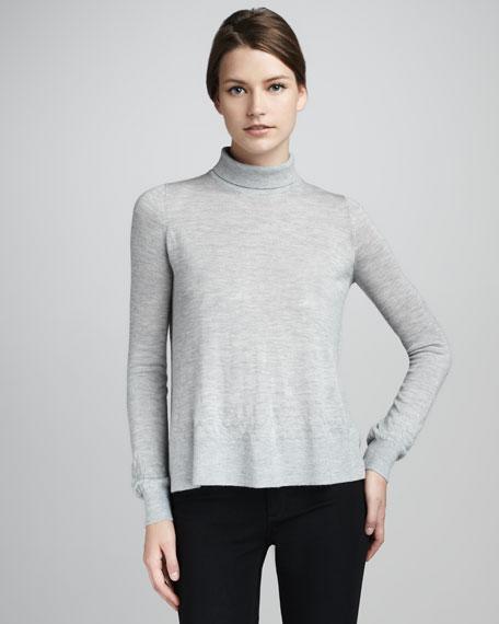 Kull Slub Turtleneck Sweater