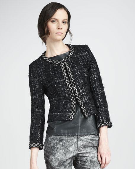 Lucca Tweed Jacket