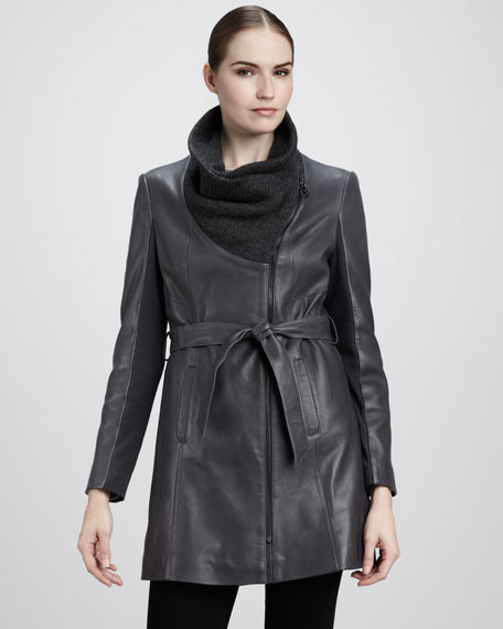 Alexandra Leather Jacket
