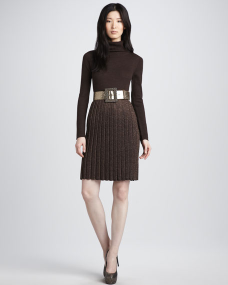 Fifi Turtleneck Dress