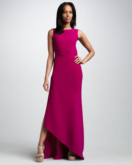 Ayya Asymmetric Gown
