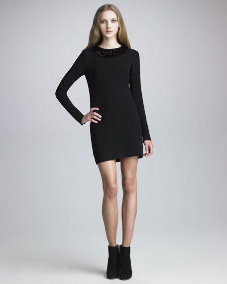 Margherita Lace-Back Dress