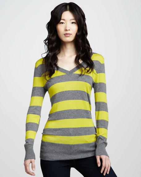 Bistro Striped Sweater