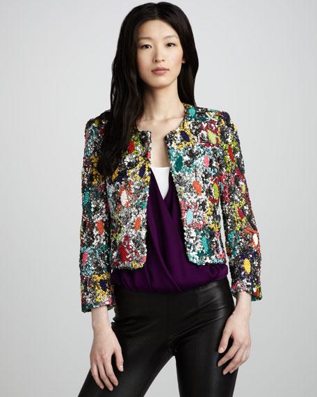 Ellie Tweed Jacket