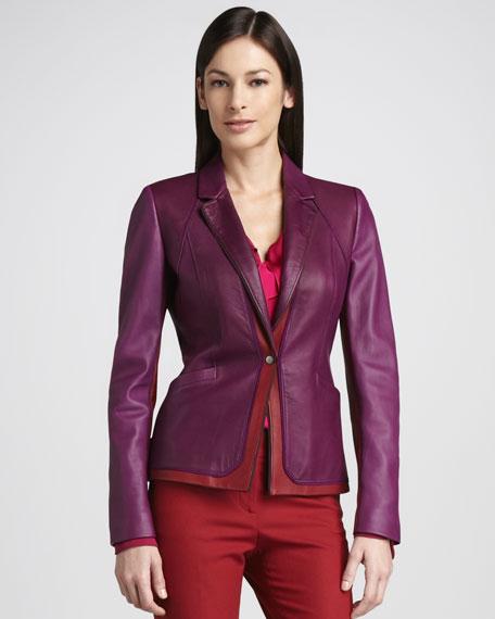 Tallen Leather Jacket