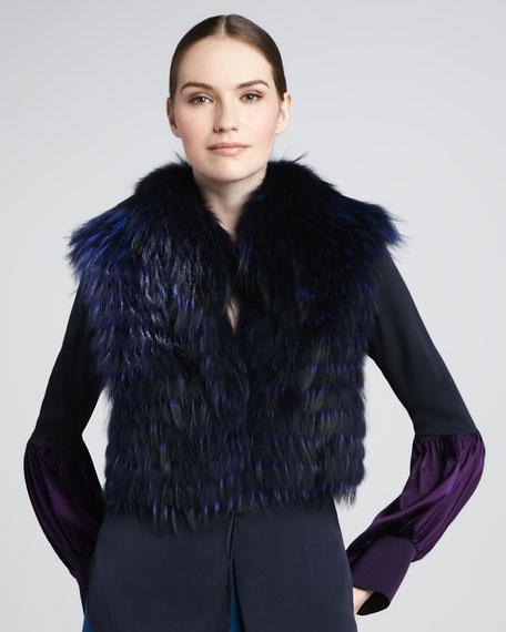 Tracey Fur Vest