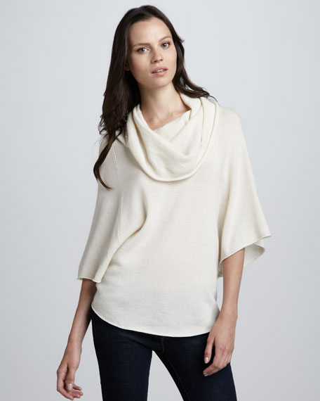 Celia Cowl-Neck Sweater