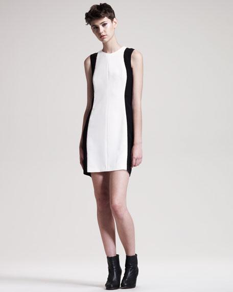 Dupont Colorblock Dress