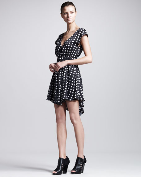 Reef Polka Dot Dress