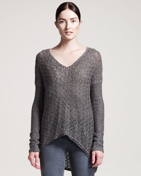 Lux Chainette Pullover