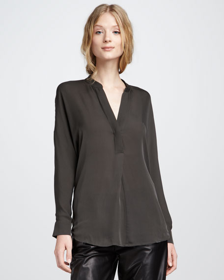 Silk Blouse, Fatigue
