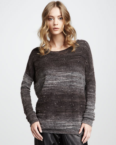 Sequined Sweater, Godiva