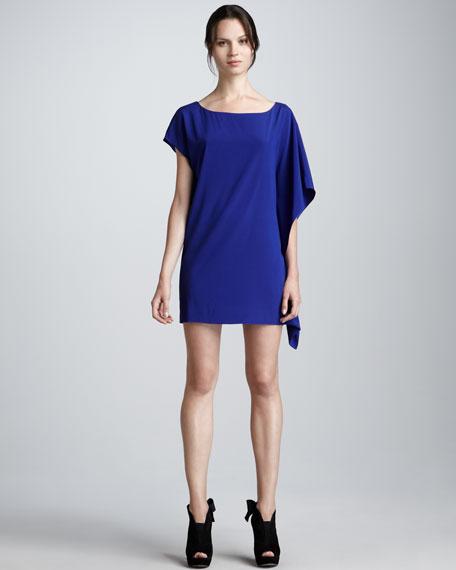 Marcie Drape-Side Dress