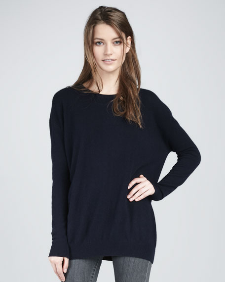 Oversize Cashmere Sweater