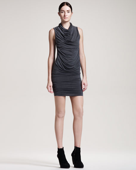 Shade Draped Dress
