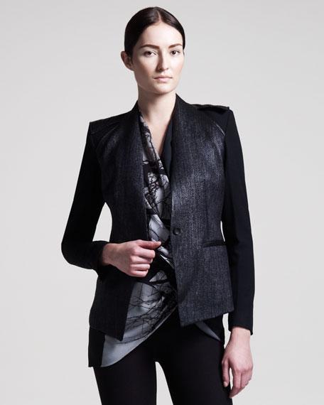 Magma Tweed Jacket
