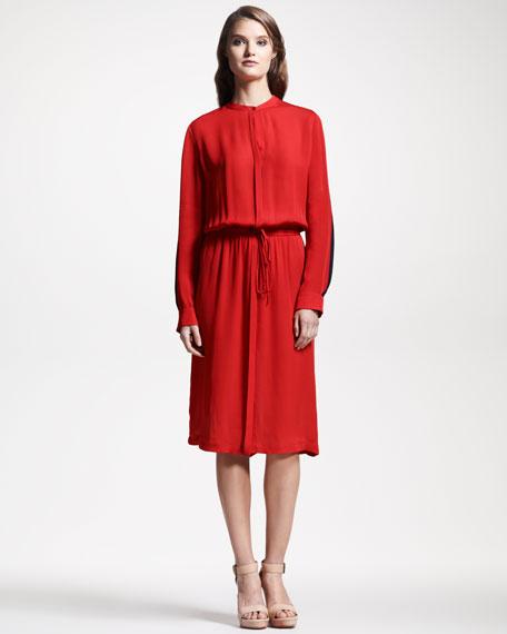 Landry Tie-Waist Dress
