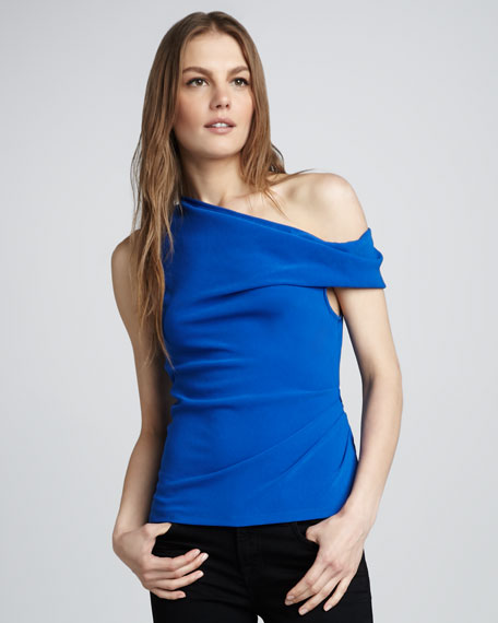 Gathered Asymmetric Top