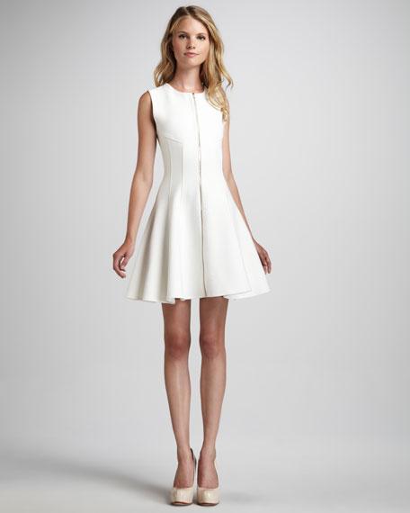 Bonbi Swingy Crepe Dress
