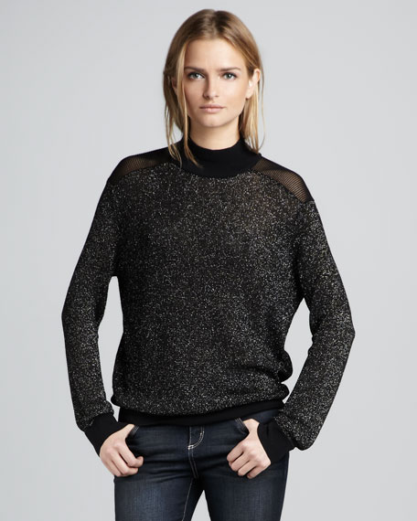 Kaltos Yellino High-Neck Sweater