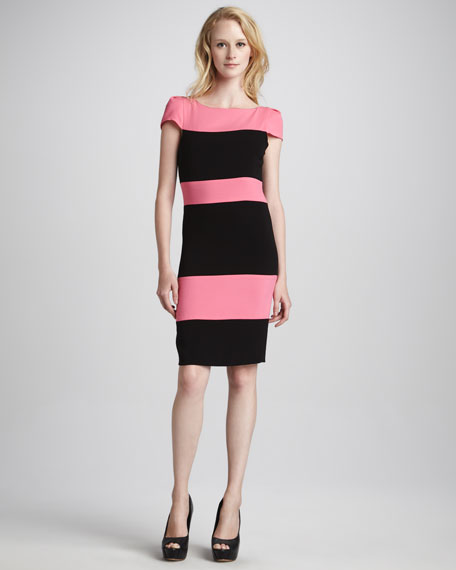 Dorothy Colorblock Dress