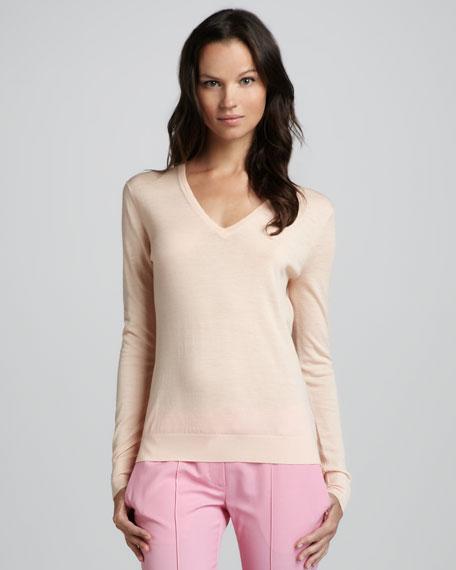 Linova Merino V-Neck Sweater