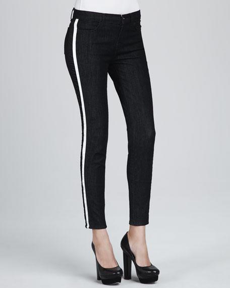 Rowan Tuxedo Skinny Jeans