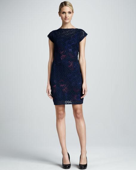 Adella Lace Dress
