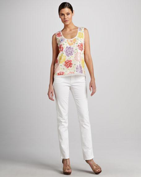 Vanessa Jeans, White