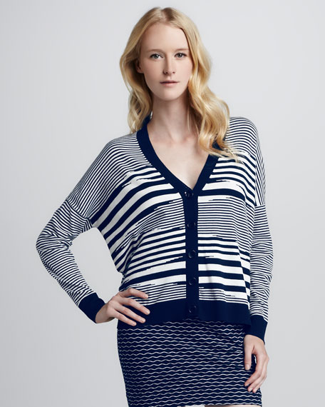 Mirage V-Neck Cardigan
