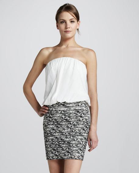 Blaise Banded Miniskirt