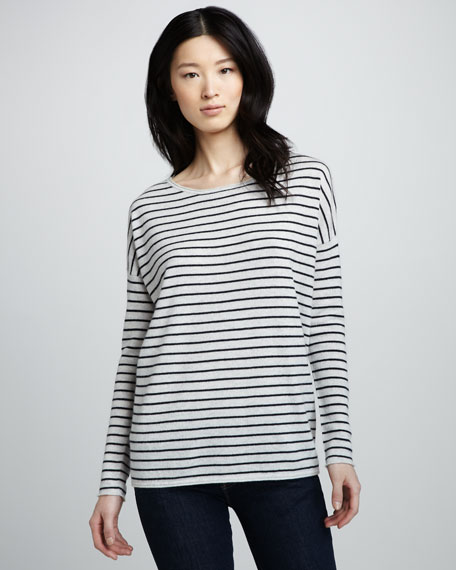 Loose Striped Top