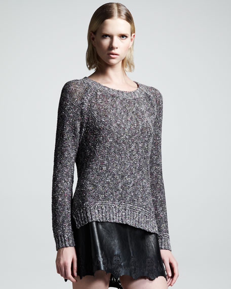 Lory Melange Sweater