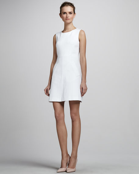 Capreena Minidress, White