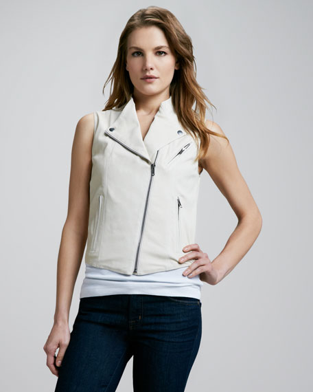 Ford Leather Vest