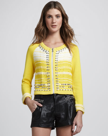 Wild West Studded Cardigan